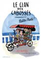 Couverture Le Clan des Cabossés, tome 1 : Petite peste ! Editions Actes Sud (Junior) 2021