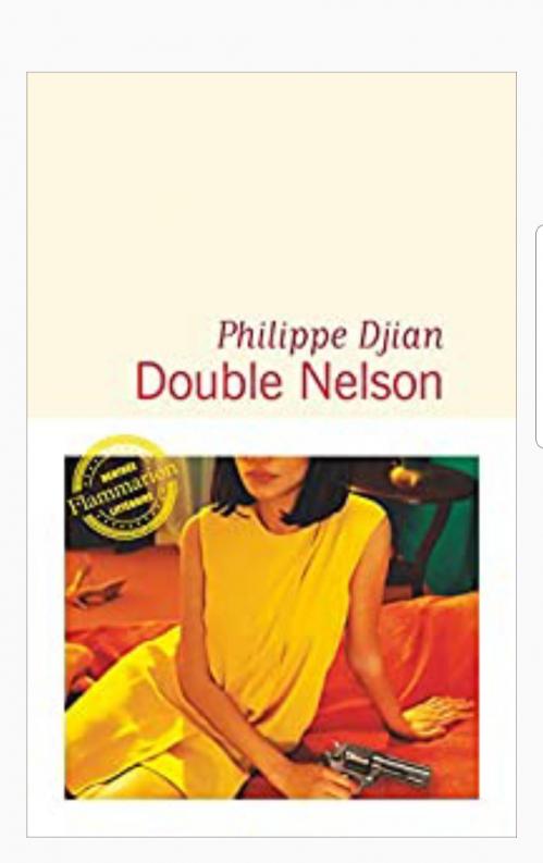 Couverture Double Nelson