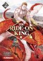 Couverture The Ride-On King, tome 2 Editions Kurokawa (Shônen) 2021