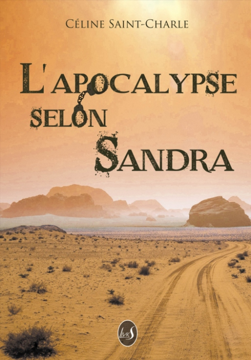 Couverture L'apocalypse selon Sandra
