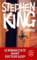 Couverture Shining : L'Enfant lumière / Shining Editions Le Livre de Poche 2019