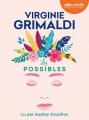 Couverture Les Possibles Editions Audiolib 2021