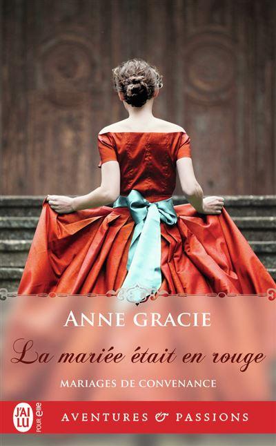 Couverture Mariages de convenance, tome 4 : La Mariée était en rouge