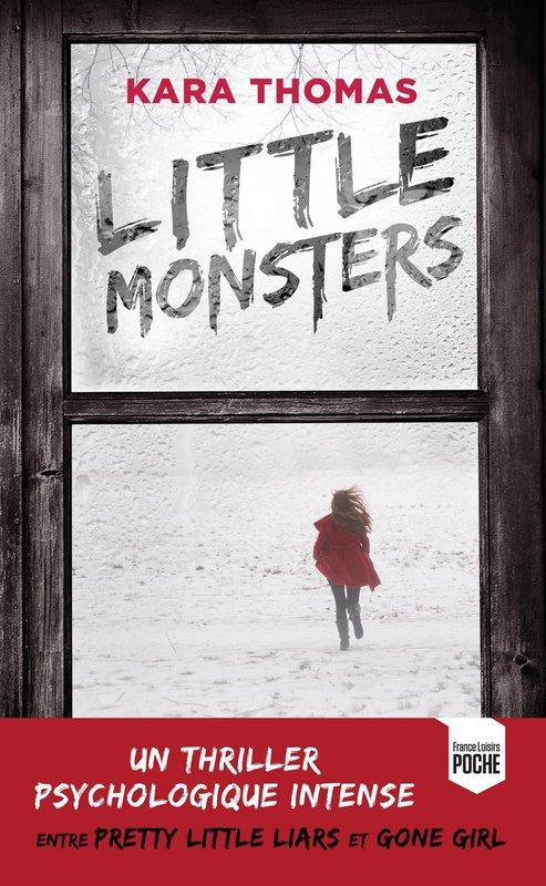 Couverture Little monsters