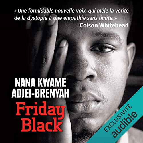 Couverture Friday Black