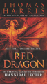 Couverture Dragon rouge Editions Berkley Books 2009