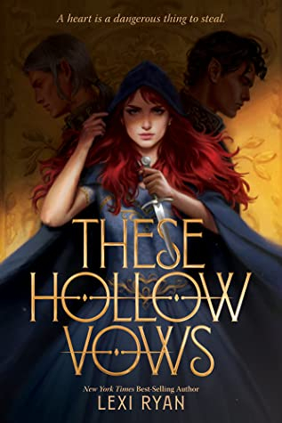 Couverture These Hollow Vows, book 1