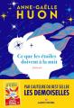 Couverture Ce que les étoiles doivent à la nuit Editions Albin Michel 2021