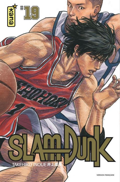 Couverture Slam Dunk, star édition, tome 19