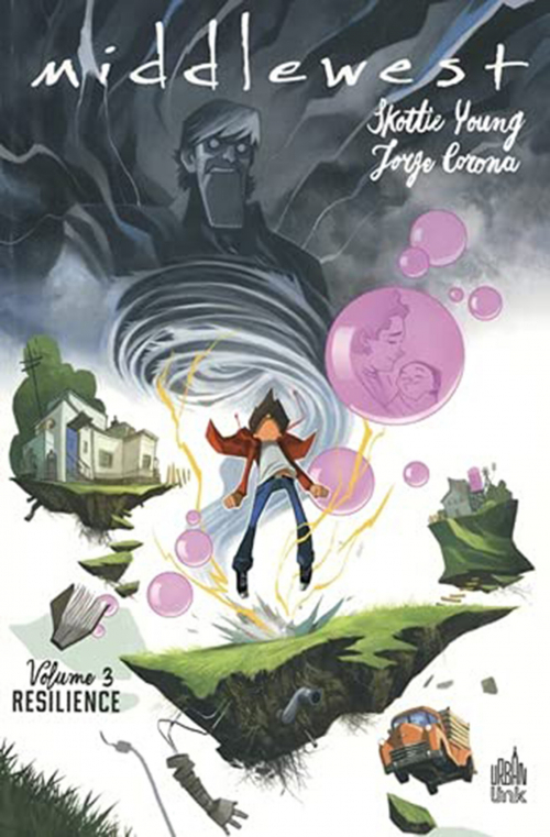 Couverture Middlewest, tome 3