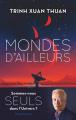 Couverture Mondes d'ailleurs  Editions Flammarion 2021