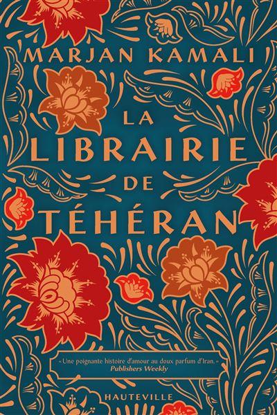 Couverture La Librairie de Téhéran