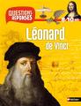 Couverture  Questions réponses : Léonard de Vinci Editions Nathan (Questions / réponses) 2012