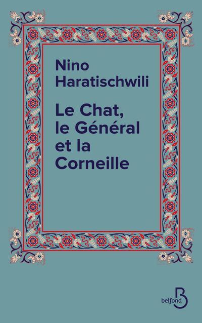 Couverture Le Chat, le Général et la Corneille