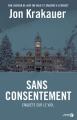Couverture Sans consentement : Enquête sur le viol / Sans consentement Editions Presses de la cité 2016