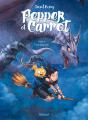 Couverture Pepper et Carrot, tome 4 : Tout bascule   Editions Glénat (Jeunesse) 2021