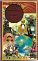 Couverture Le tour du monde en quatre-vingts jours / Le tour du monde en 80 jours Editions Christophe Colomb 1989