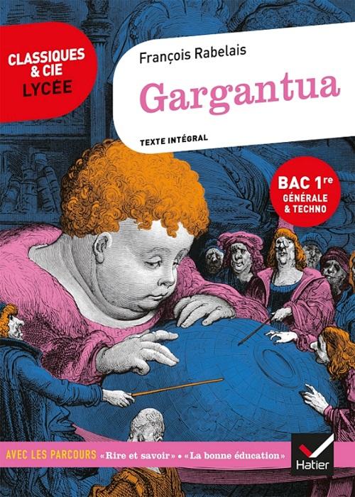 Couverture Gargantua
