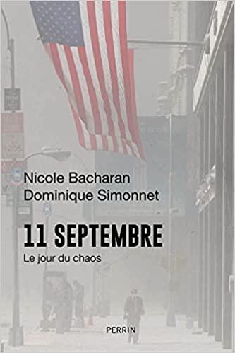 Couverture 11 septembre : Le jour du chaos