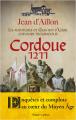 Couverture Guilhem d'Ussel, chevalier troubadour : Cordoue 1211 Editions Robert Laffont 2021