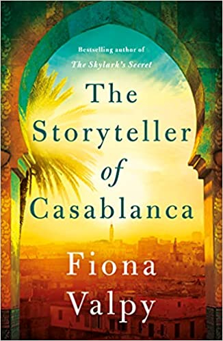 Couverture The Storyteller of Casablanca