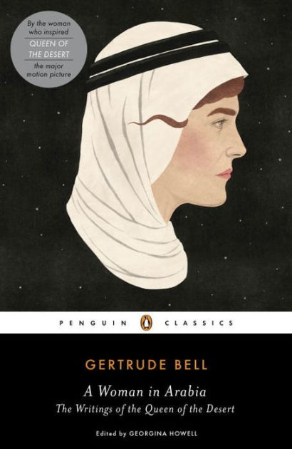 Couverture A Woman in Arabia