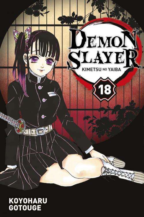 Couverture Les rôdeurs de la nuit / Demon Slayer, tome 18