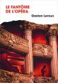 Couverture Le fantôme de l'opéra Editions France Loisirs 2021