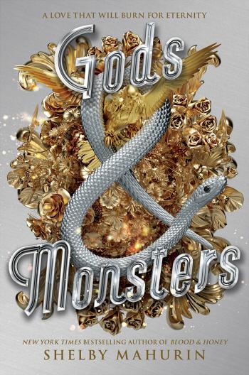 Couverture Serpent & Dove, book 3: Gods & Monsters