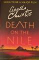 Couverture Mort sur le Nil Editions HarperCollins 2019
