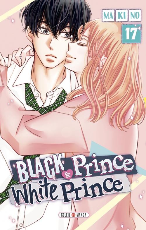 Couverture Black Prince & White Prince, tome 17