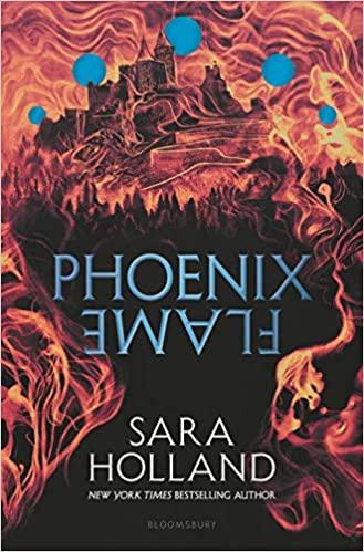 Couverture Phoenix Flame