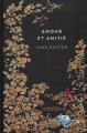Couverture Amour et amitié Editions RBA (Romans éternels) 2021