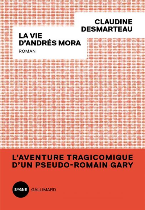 Couverture La vie d'Andrés Mora