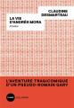 Couverture La vie d'Andrés Mora Editions Gallimard  (Sygne) 2021