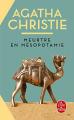 Couverture Meurtre en Mésopotamie Editions Le Livre de Poche 2019