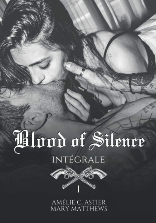 Couverture Blood Of Silence, intégrale, tome 1