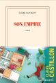 Couverture Son empire Editions Gallimard  (Blanche) 2021