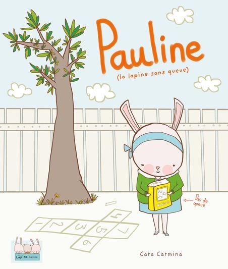Couverture Pauline (la lapine sans queue)