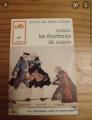 Couverture Les Fourberies de Scapin Editions Bordas (Univers des lettres) 1973
