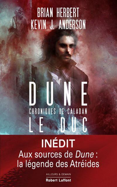 Couverture Dune : Chroniques de Caladan, tome 1 : Le Duc