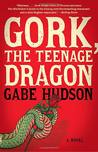 Couverture Gork, the Teenage Dragon