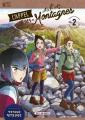 Couverture L'appel des montagnes, tome 2 Editions Soleil 2021