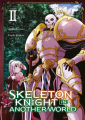 Couverture Skeleton Knight in Another World, tome 2 Editions Meian 2021