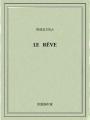 Couverture Le Rêve Editions Bibebook 2015