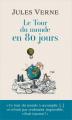 Couverture Le tour du monde en quatre-vingts jours / Le tour du monde en 80 jours Editions de Noyelles 2021