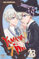 Couverture Yamada kun & the 7 witches, tome 23 (Yamada-kun to 7-nin no majyo, book 23) Editions Delcourt 2019