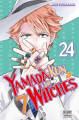 Couverture Yamada kun & the 7 witches, tome 24 (Yamada-kun to 7-nin no majyo, book 24) Editions Delcourt 2020