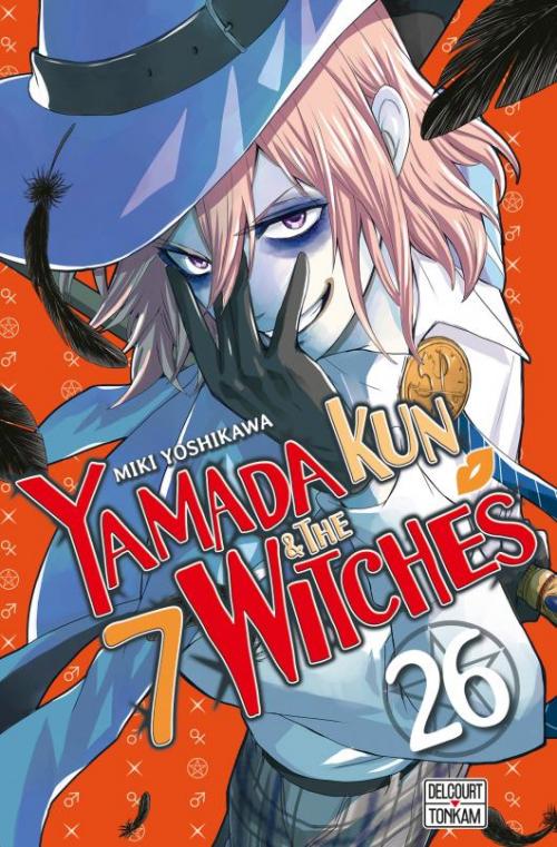 Couverture Yamada kun & the 7 witches, tome 26 (Yamada-kun to 7-nin no majyo, book 26)