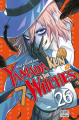 Couverture Yamada kun & the 7 witches, tome 26 (Yamada-kun to 7-nin no majyo, book 26) Editions Delcourt 2021